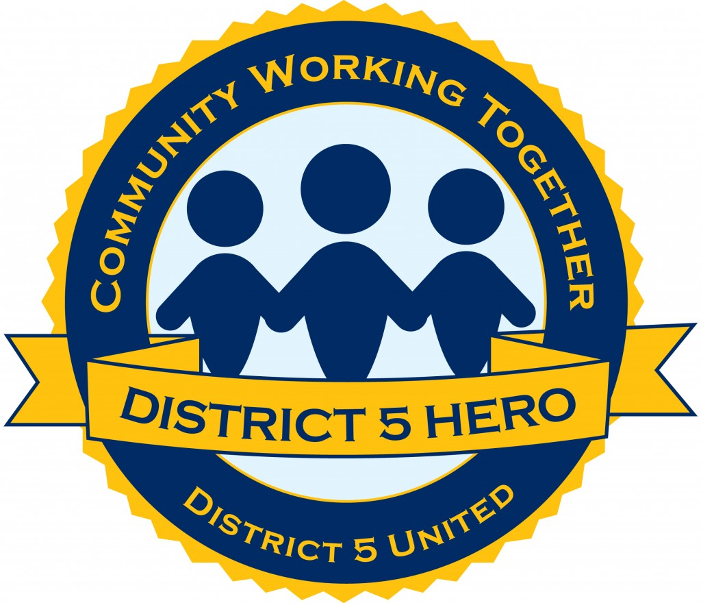 District 5 Heroes