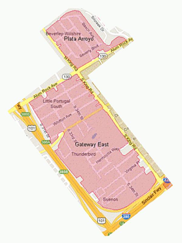 Gateway East