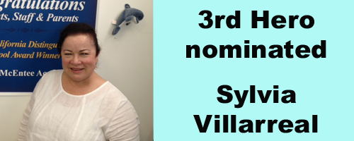 Hero Story 3 Sylvia Villarreal button